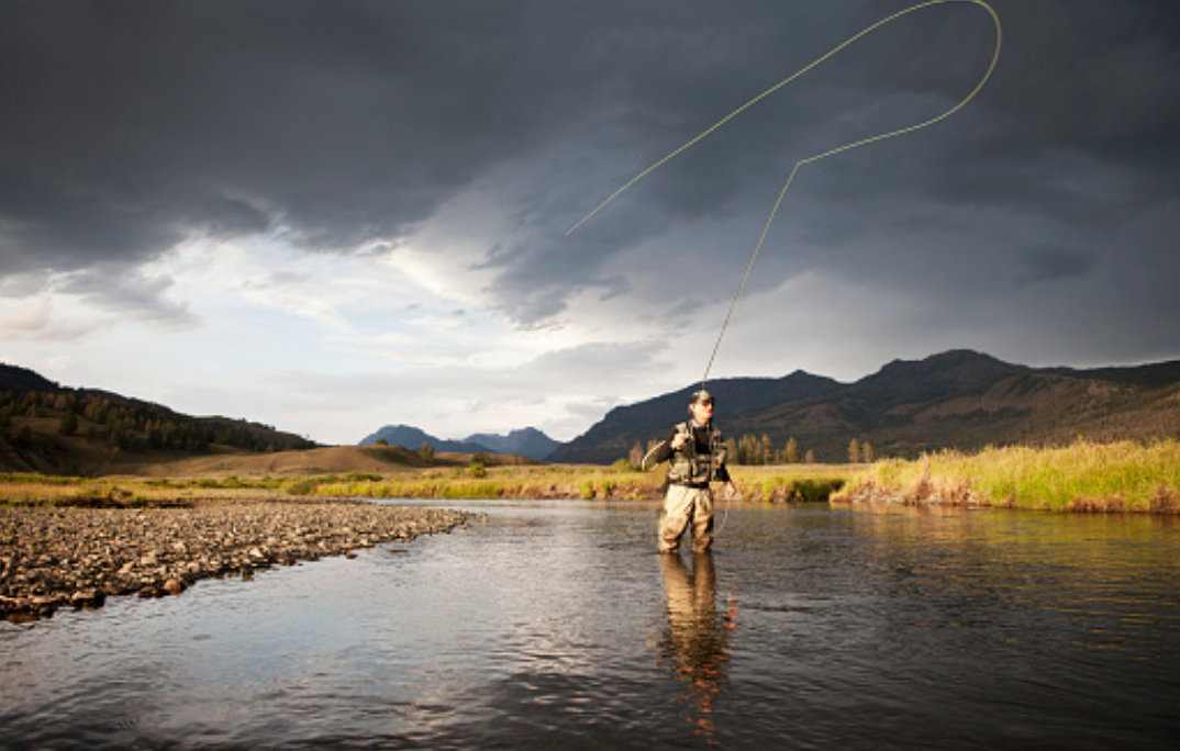 Billings community education online medical classes fly for Fly fishing classes